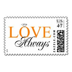 Love Stamps For Wedding And Anniversary Envelopes