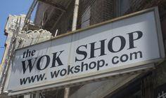 Wok Shop di San Francisco – Chinatown | Cinaincucina