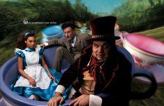 Disney Portrait Series by Annie Leibovitz