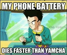 Whoa, slow down there buddy somebody out there might like Yamcha.. not Bulma, but somebody.