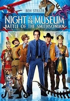 Night at the Museum: Battle of the Smithsonian [videorecording]