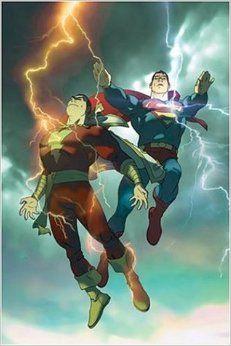 Amazon.com: Superman/Shazam!: First Thunder (9781401209230): Judd Winick, Josh Middleton: Books