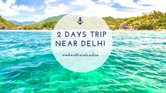 One of the best ways to bring balance to your life and at the same time have fun is to escape the city for a short vacation, even if it is for a 2 days trip near Delhi. 2 Days Trip, Weekend Trips, Weekend Getaways, Short Vacation, Nainital, Haridwar, Rishikesh, Modern City, Travel Tours
