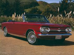 1964 Chevrolet Corvair Spyder Convertible