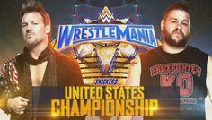 Chris Jericho vs. Kevin Owens
