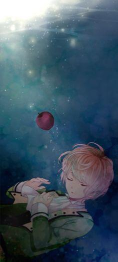 anime   anime guy   art   diabolik lovers   manga   otome game   shu sakamaki   vampire