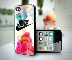 New Nike Spread Smoke Color full Logo Custom Case Print For iPhone 6 6s 7 7Plus #UnbrandedGeneric