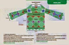 Delicadezas en crochet Gabriela: Cojínes artesanales tejidos con grannys
