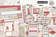 Teresa Collins - New release: Santa's List - she is giving an entire collection away today on her blog!