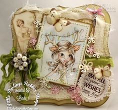 New Clear Stamps from Little Darlings