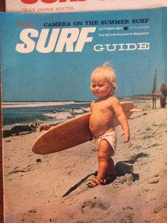 Surf magazine 1960's