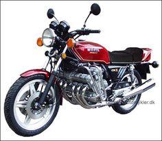 Honda CBX1000 1978