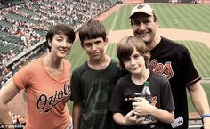Family: Van Meter, a political consultant, is married to Stanford and stepmother to his sonsHenry, 13, and Hatcher, 11. They live in Alexandria, Virginia