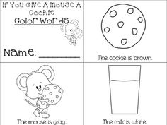 1000+ images about Give a Mouse a cookie on Pinterest | A Mouse ...