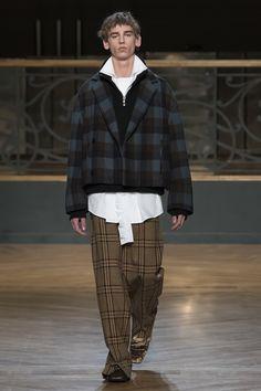 Wooyoungmi | Menswear - Autumn 2017 | Look 9