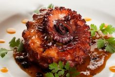The Best Sous Vide Octopus Recipe - Incredibly easy to make, even easier to enjoy!
