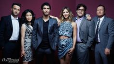 Scorpion cast. Love them all with all my heart! :) #scorpion #kurttasche #successwithkurt