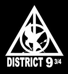 T-shirt design for Hunger Games midnight premier