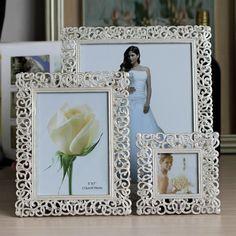 Europe Metal Picture Frame European Alloy Photo Frames Home Decor Item Wedding Gifts Photo Studio Gifts //Price: $25.99 & FREE Shipping //     #idea #decor