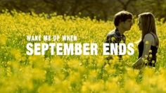 Wake Me Up When September Ends Lyrics - Green Day