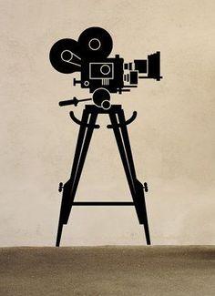 FANTASY DECO VINILOS DECORATIVOS - CINE - CINEMATOGRAFIA