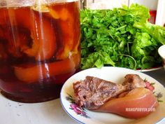 Cách làm món thịt heo rộng mắm ngon đúng chuẩn Phú Yên