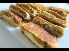 Pain Frit, Tuna, Pork, Fish, Meat, Quiches, Ramadan, Dinner Rolls, French Fries