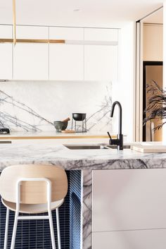 Australian interiors aim to bring transparency to the interior design industry for both consumers and designers alike. Hyde Park, Industrial Design, Minimalist, Desk, Interior Design, Table, Interiors, Furniture, Kitchen