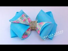 Scrunchies - Just another WordPress site Ribbon Hair Bows, Diy Hair Bows, Diy Bow, Diy Ribbon, Kanzashi Tutorial, Hair Bow Tutorial, Making Hair Bows, Girls Hair Accessories, How To Make Bows