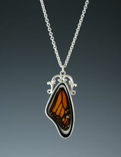 Steph Lusted / Monarch Butterfly Wing