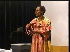 Psychic & Spiritual Healing - Dr. Llaila Afrika at GOM2000 in Atlanta - YouTube