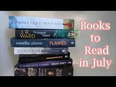 Books to Read in July