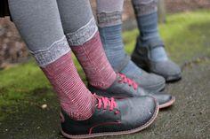 Laurelhurst Socks by starathena, via Flickr (pattern via Ravelry here: http://www.ravelry.com/patterns/library/laurelhurst-2)