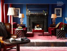 Ideas and Inspiration for hotel interiors. Featuring: Gramercy Park Hotel in New York City