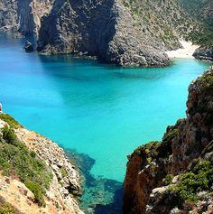 Been: Sardinia: Heaven on Earth - white beaches, crystal clear ocean, mountains, wild horses, great diving, amazing food.