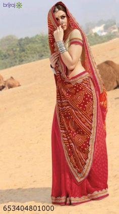 Maroon Color Pure Georgette N Mouse Classy Casual Saree Beautiful Girl Indian, Beautiful Girl Image, Beautiful Saree, Beautiful Lingerie, Rajasthani Dress, Rajasthani Bride, Bandhani Saree, Georgette Sarees, Sarees Online India
