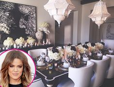 Khloe Kardashian took over her mom Kris Jenner's tradition of hosting Thanksgiving dinner and had the family at her house this year � see the pics!