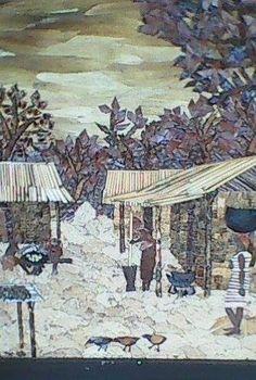 Obibini Arts & Crafts - african folk art traditional