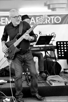 Michela Parolin e Charter Line band, centro Giotto, domenica 15 novembre. Scatto di Marino Bilato per Fotoclub Padova.