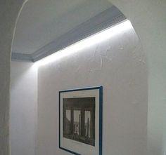 bandeau led clairage indirect. Black Bedroom Furniture Sets. Home Design Ideas