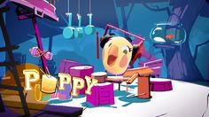 Angry Birds Stella: My Name Is Poppy!