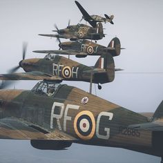 Best squad ever 😏👌🏻 ? ——————————————— - ✈️ Hawker Hurricane - 🌎 Unknown - 📸 Unknown - 👨🏻‍✈️ Polish Airforce ——————————————— ⚡️ ᴀɴᴅ ᴅᴏɴ'ᴛ… Ww2 Aircraft, Fighter Aircraft, Military Aircraft, Fighter Jets, Hawker Hurricane, Supermarine Spitfire, Ww2 Planes, Battle Of Britain, Royal Air Force