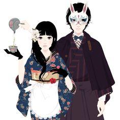 japanese alice - Japanese style A re-scan(by katogi mari)