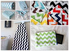 Chevrons by Riley Blake — A Sewing Journal