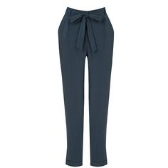 Warehouse WAISTED PEG TROUSER