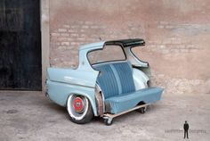 Banquette, Bar, Demi-voiture Ford Anglia