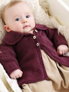 I think I have to make this little coat!