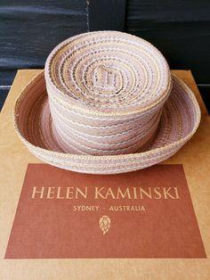 62b3e9be2000 Helen kaminski natural straw hat / M #fashion #clothing #shoes #accessories  #