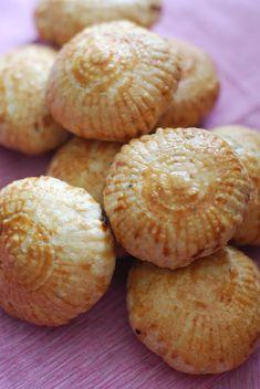 Kleicha | Date + Walnut Iraqi  Cookies