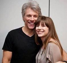 JBJ and oldest hild Stephanie Rose